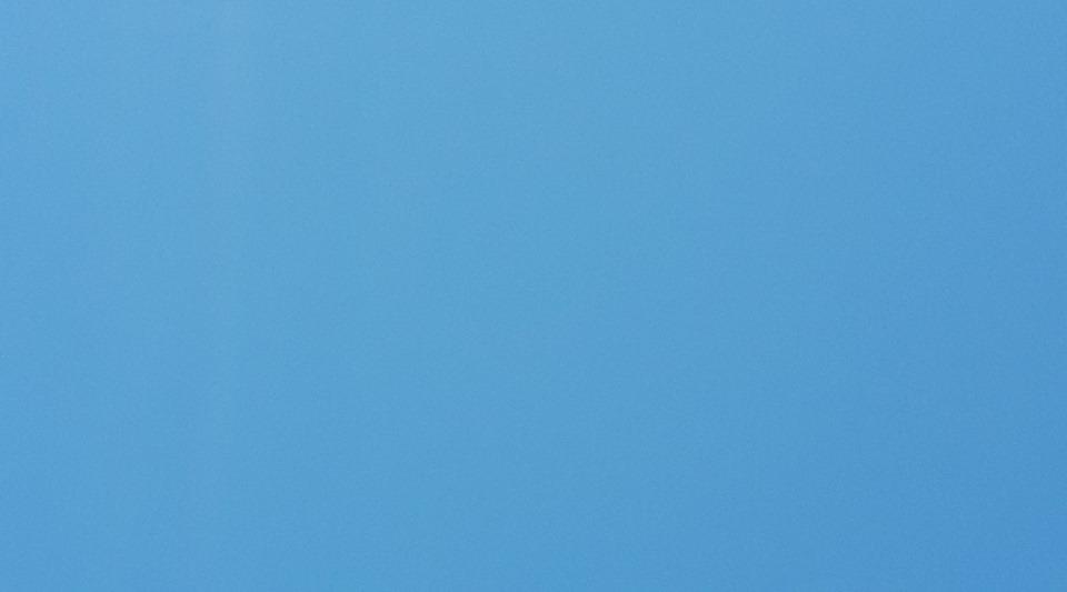 碧い空は、いつも頭の上に